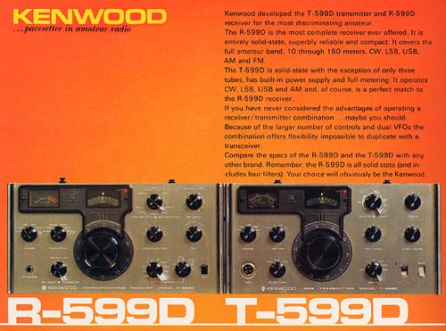 [From a 1978 Kenwood USA brochure]