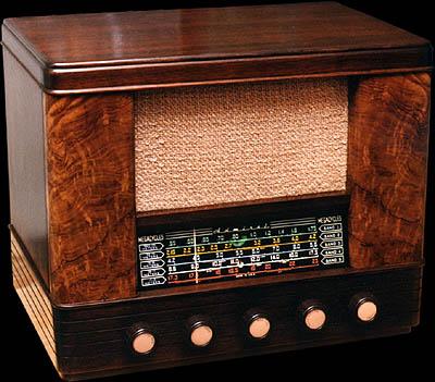 Radiophile Com Admiral 7t09 X