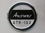 Answer badge