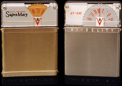 [Both 6T-330s from the front]