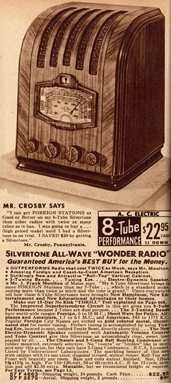 [From a Sears catalog page]