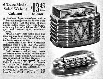 [From the Sears 1940 Spring/Summer catalog]