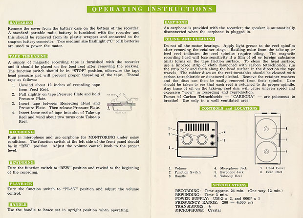 Star-Lite instruction page