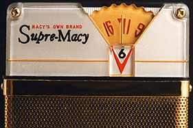[A closeup of the Supre-Macy's top part]