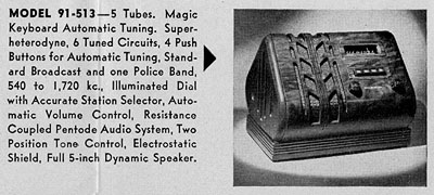 [From a 1939 Stewart Warner brochure]